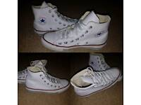 Woman's Converse trainers