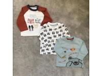 0-6 month autumn baby clothes bundle