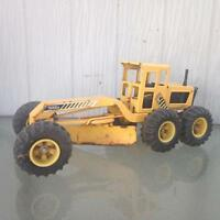 9 Piece Tonka Truck Collection
