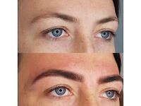 Nouveau trained offering LVL lashes & HD Trained offering High Definition Brows.