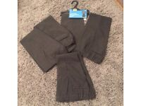 Boys 5 pairs M&S Grey school trousers age 7-8 years £10