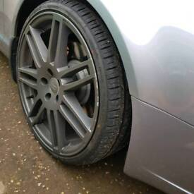 4 wheels and tyres 20 inch