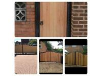 Single|Double|bi|driveway gates Composite|wood|plastic inserts or All Wood