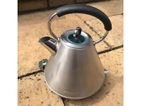 Morphy Richards Kettle. Great Condition. RRP £80.00