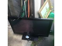 35 inch Panasonic widescreen plasma tv very good condition