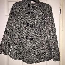 Ladies coat size 14