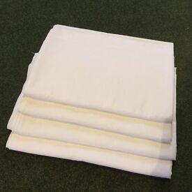4 single sheets