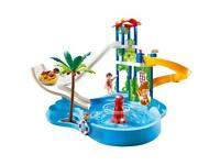 Playmobil waterpark and family park