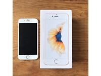 iPhone 6s Gold 16GB Used, great condition