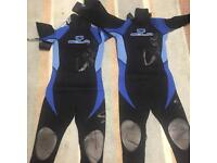 Childrens wetsuits small