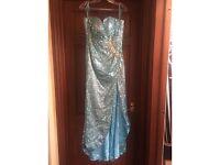 Mori lee prom dress size 8