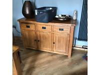 Harvey's oak furniture