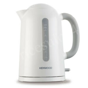 Kenwood JKP210 White 3000W 1.6L Energy Efficient Eco Cordless Kettle Jug New