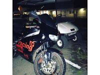 Aprillia rs 125 full power