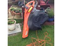 Flymo garden vacume / blower