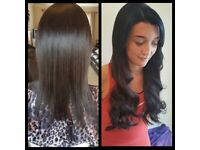 Fusion Bonds & Micro Ring Hair Extensions