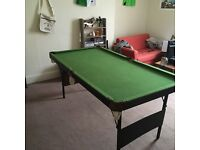 Snooker/Pool Table For Sale (Collection Only)