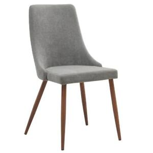 Cora Side Chair in Grey (WW92)