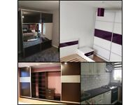 Flatpack Furniture ASSEMBLERS FITTED WARDROBE high quality of working !