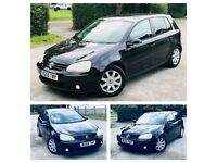 2006 VW GOLF GT FSI AUTOMATIC*PERKING SENSOR*LEATHER* SAME FIESTA/FOCUS/CIVIC/JAZZ/POLO/YARIS/MICRA