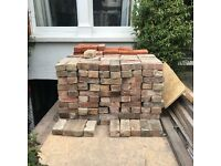 Reclaimed Imperial Common Red Bricks