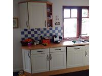 Kitchen complete with appliances