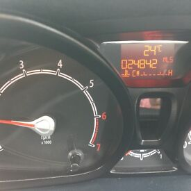 Ford Fiesta in excellent condition very low mileage