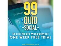 Social Media Marketing - 1 Week FREE Trial!