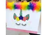 Unicorn toybox/seat