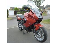BMW F800GT, 2013, excellent condition, low mileage, a great tourer with practical accessories