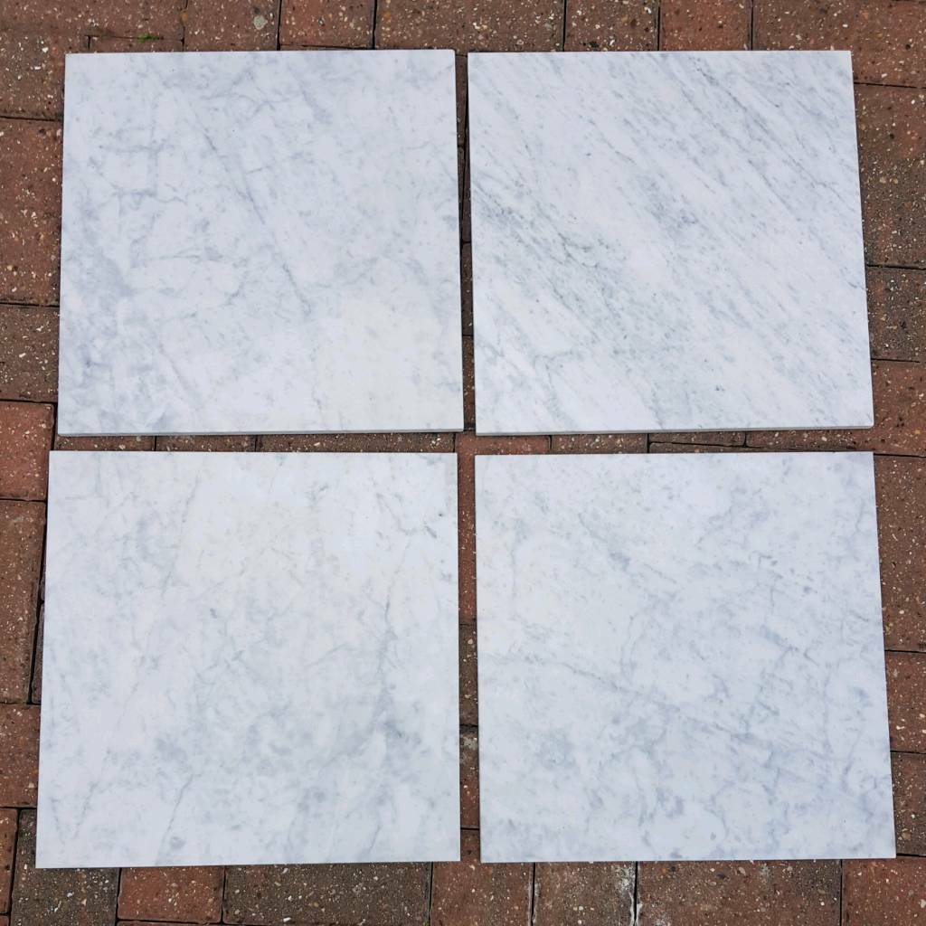 Carrara Marble Polished Italian Marble Tile Floorwall Marble In