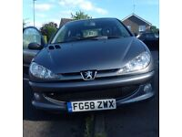 Peugeot 206 1.4 HDI diesel Excellent Condition