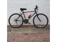 Gent's Mountain Bike, Raleigh Boulder. 15 speed