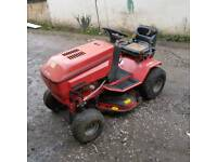 Westwood s1300 ride on mower tractor lawnmower