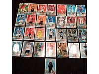 Topps Match Attax Trading Card Game x 29 Quantities