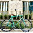 Hackney Club Single Speed Hybrid Road Fixie Bike Mens Womens no logo racer vintage carrera Dutch E X