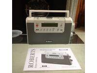 Roberts Record Radio