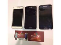 SAMSUNG GALAXY UNLOCKED S5 MINT CONDITION COMES WITH WARRANTY & RECEIPT