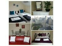 Weekday accommodation sleeps 4