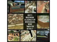 Beefs Brickwork