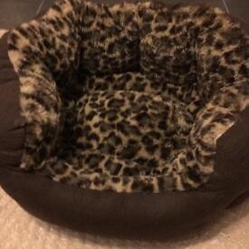 *New Small Animal Bed*
