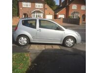 CITROEN C2 AUTOMATIC ONLY 45000 MILES 1 OWNER FROM NEW MOT GREAT LITTLE CAR