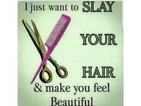 Afro hair/damaged hair/hair extensions