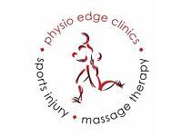 Senior level Sports Massage Therapist wanted