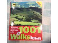 1000 WALKS IN BRITAIN - a collection of Britain's best walks