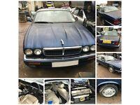 Jaguar XJ6 Sport Auto 1995 3.2 blue Petrol bumper, door,wing all parts available