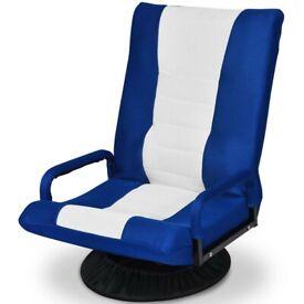 360 Degree Swivel Folding Lazy Sofa Chair HW64139RE