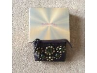 Mathew Williamson Boxed Leather Brown Coin Purse