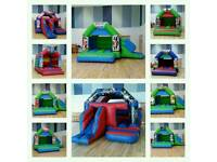 Bouncy castle HIRE Manchester lots of new arrivals