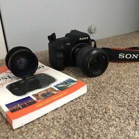 SONY DSLR - A200 Camera